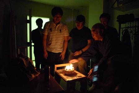 ミオサンの誕生日