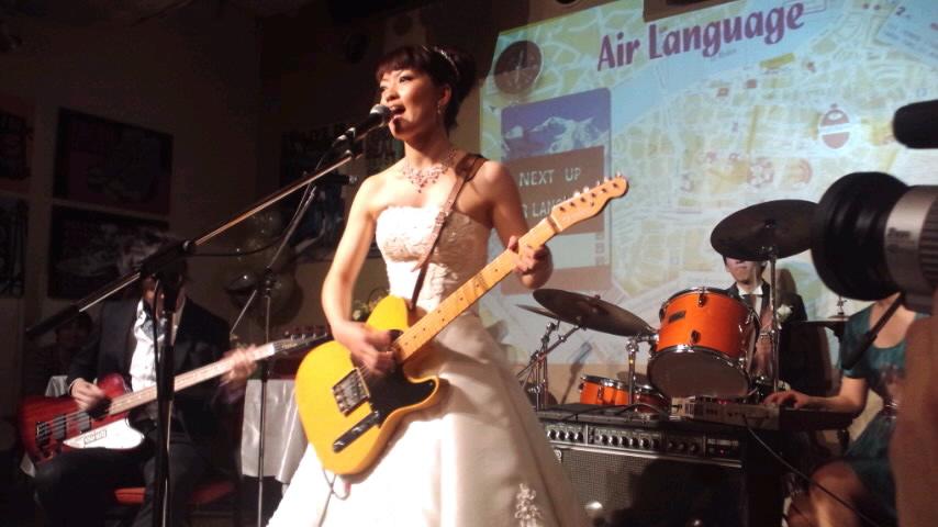 ノリちゃんの結婚式の二次会